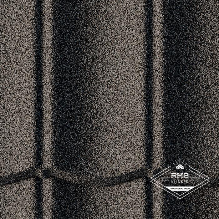 Композитная черепица Аеродек, Традиция, цвет Античный серый в Саратове