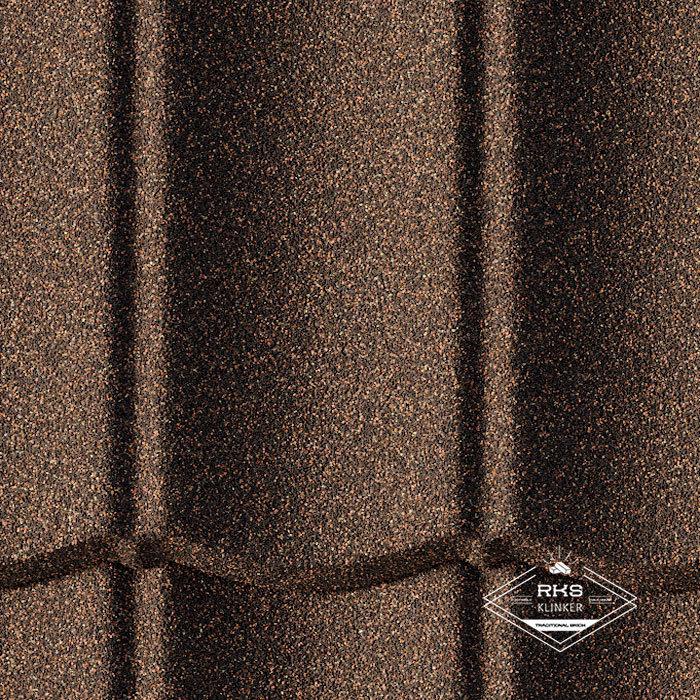 Композитная черепица Аеродек, Традиция, цвет Тик в Саратове