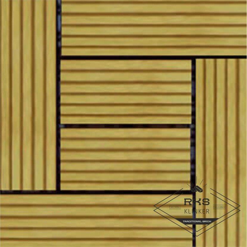 Садовый паркет CM-Decking (СиЭм-Декинг), серия CLASSIC, Дуб в Саратове