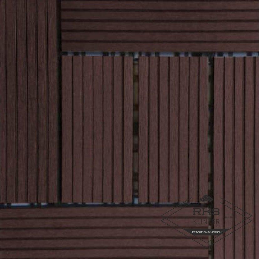 Садовый паркет CM-Decking (СиЭм-Декинг), серия CLASSIC, Венге в Саратове