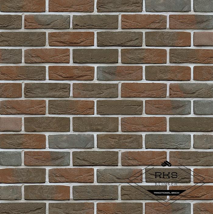 Кирпич ручной формовки Engels Baksteen, Engels Rustiek, 215х50х65 мм в Саратове