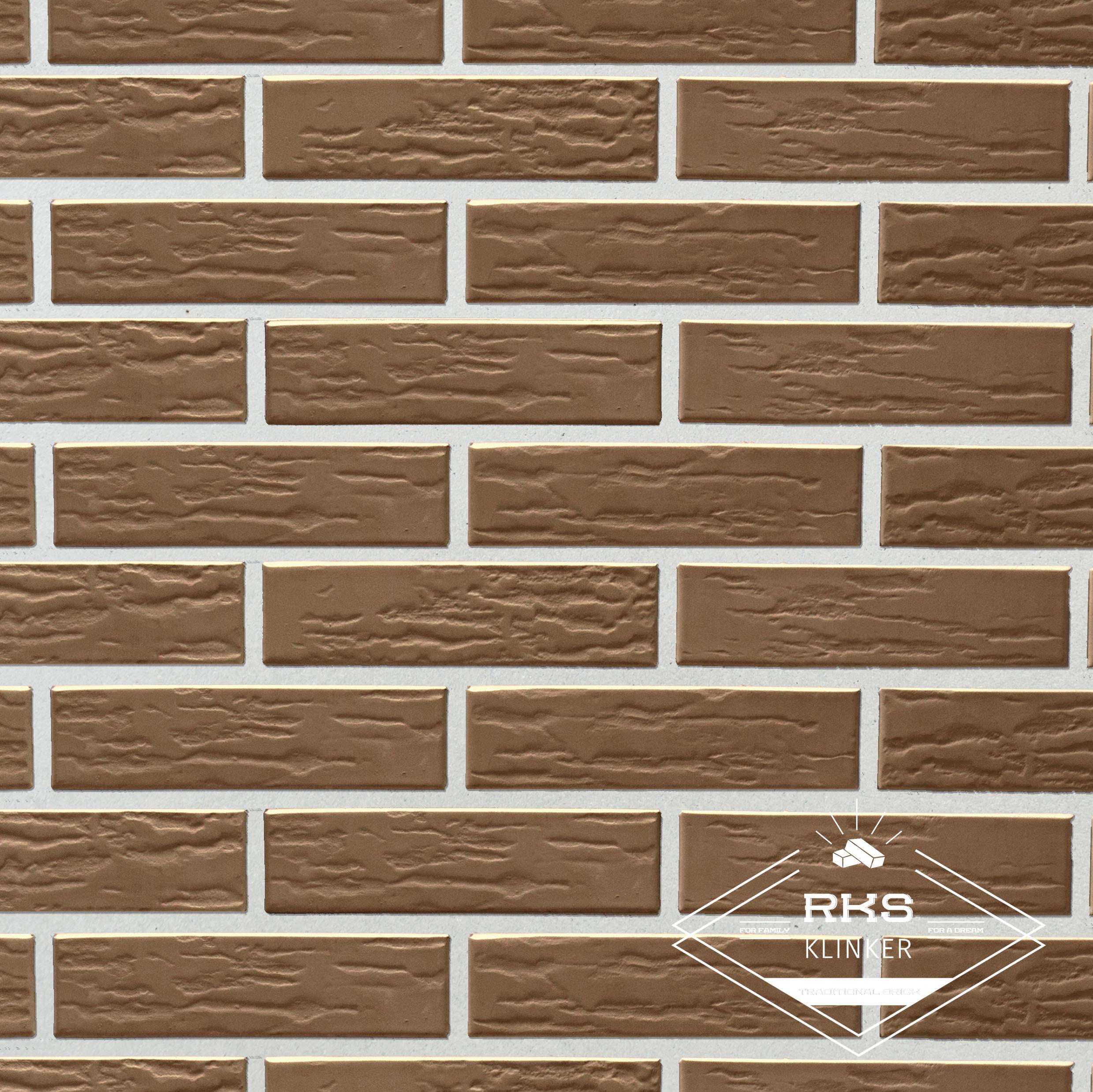 Клинкерная фасадная плитка Lode, Vecais Brunis в Саратове